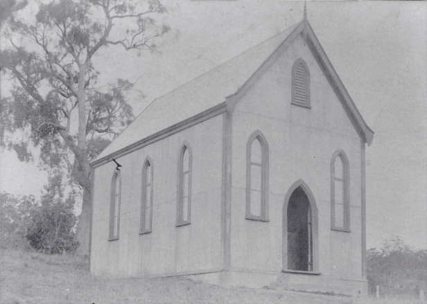 Primitive Methodist Church, Forest Range.