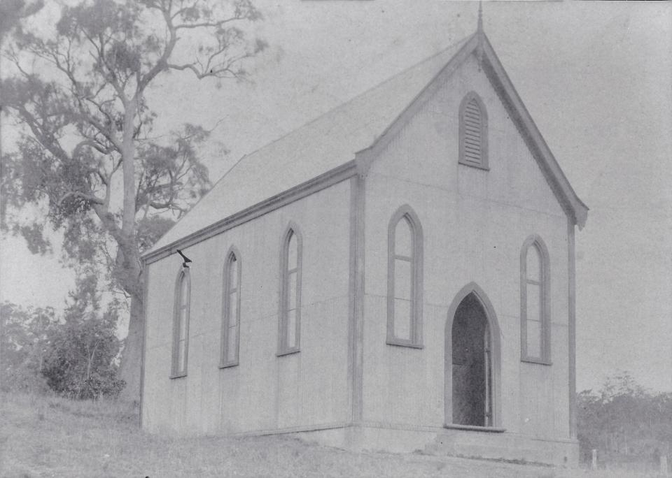 Primitive Methodist Church, Forest Range.