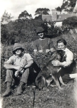 Trevenen, Henry (Harry), Jack and Eva (nee Pether)