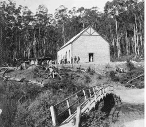 Opening of The Mission Hall. ref http://images.slsa.sa.gov.au/mpcimg/00750/B519.htm
