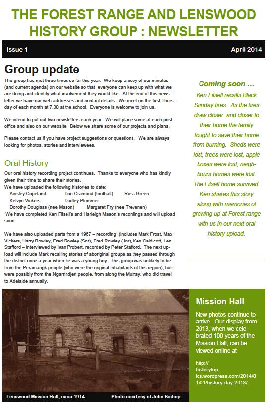 FRLHG-Newsletter-2014-April-1